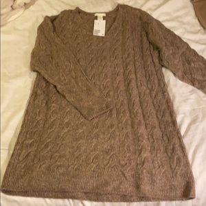 *NWT* Knit Sweater Dress